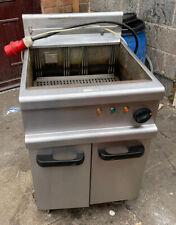 More details for lincat fryer electric 3 phase self-filter system fryer