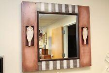Avner Zabari Art & Furniture Huge Expose Mirror Limited Edition Signed New