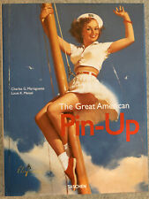 The Great American Pin-Up (Hardcover) by Charles G. Martignette, Louis  K Meisel