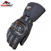 Gants de Moto scooter Protection Moto-cross hiver