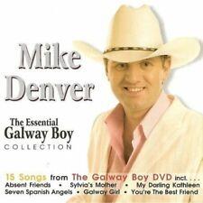 Mike Denver - Essential Galway Boy CD (2010)