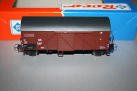 Roco 46972 2-Achser gedeckter Güterwagen Gmhs DR Spur H0 OVP