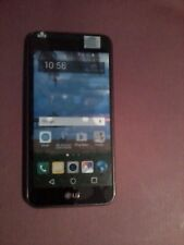 LG L58VL REBEL 2 TRACFONE ANDROID SMARTPHONE  1200 Min Talk/Text/Data for 1 Year
