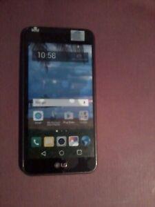 LG L58VL REBEL 2 TRACFONE ANDROID SMARTPHONE 1490 Mins Talk Text Data Til 1 Year