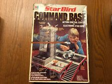 1978 Milton Bradley Star Bird Command Base Great Condition!