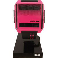 Vestal Adult Women's Digi Chord Digital Display Watch Black Hot Pink