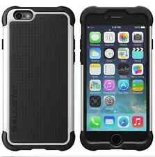 Ballistic Tough Jacket Case for iPhone 6S Plus/6 Plus - Black/White TJ1428-A08C
