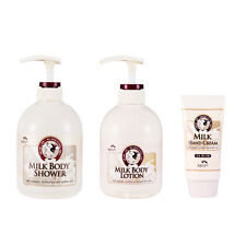 Somang Milk Body Lotion 500ml + Body Shower 750ml + Hand Cream 3 Set  US-Seller!