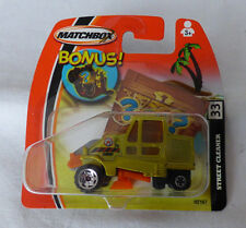 Matchbox  Superfast- MB 33 Street Cleaner - H2167 - OVP