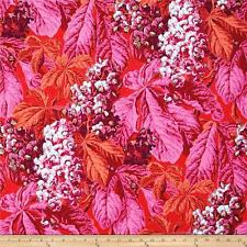 Fat Quarter Kaffe Fassett Spring 2017 - Horse Chestnut RED Quilt Patchwork