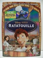 Ratatouille Disney Pixar DVD