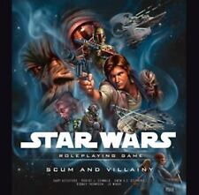Scum and Villainy (Star Wars Roleplaying Game) Gary Astleford, Robert J. Schwalb