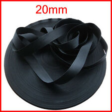 10 yards/LOT 20mm polypropylene webbing fiber ribbon pp belt taping suspenders