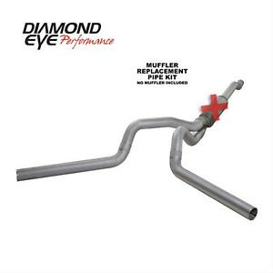 Diamond Eye Exhaust System for 03 - 07 Ford F-250 / F-350 Super Duty # K4340A-RP