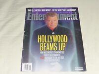 Entertainment Weekly Magazine 296 October 13, 1995 Star Trek William Shatner