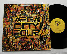 """MEGA CITY FOUR There goes my happy marriage FRANCE Orig 12"""" HOULALA (1990) EX"""