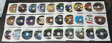 Xbox Games Lot: Halo, Crazy Taxi, Call of Duty, Star Wars, Spiderman, and more!