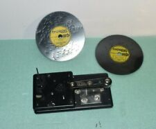 Thorens Swiss Made Spieluhr  Plattenspieler AD30 inkl. 2 Disc