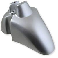 Kotflügel Schutzblech Vorne in Silber für Peugeot Vivacity 50 altes Modell