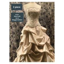 Size medium Maggie Sottero 2 piece wedding dress sz medium measurements avail