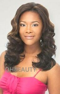 Freetress Equal Synthetic Natural Hair Line Lace Front Wavy Hair Wig - Maggi