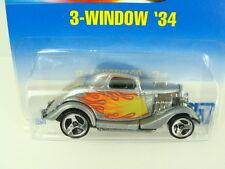 Hot Wheels 1997 Ford 3-Window '34  #257 SP3