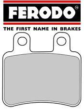 FERODO FDB2128EF pastiglie poster SCORPA T-Ride 250 F (Enduro) 2010