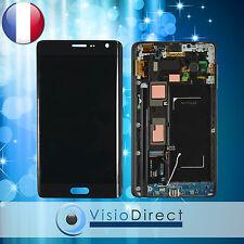Ecran complet pour Samsung Galaxy Note 4 Edge N915 noir vitre + LCD sur châssis