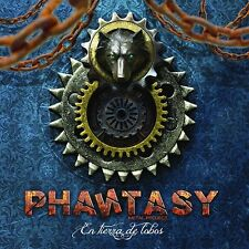 PHANTASY - En tierra de lobos / New CD 2013 / Spanish Heavy Metal / Craneo Mago