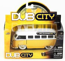 Jada Toy Dub City 1962 Volkswagen Bus 1/32 Scale