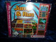 "PC-Spiel ""Jump & Run"" CD-ROM,Software, CD-Rom, Spiele"