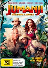 Jumanji - Welcome To The Jungle (2018) (DVD) (Region 2,4,5) New Release
