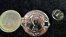 Fussball Pin Badge Champions League Barcelona Barca Borussia Mönchengladbach sil
