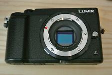 NEW Panasonic Lumix DMC-GX85 Mirrorless Micro 4/3 Digital Camera - Black