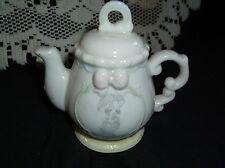 Precious Moments Miniature Tea Pot
