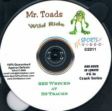 Crash DVD Mr Toads Wild Ride