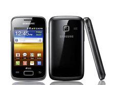 Samsung Galaxy Y Duos GT-S6102 Young Y Dual Sim Unlocked 3G Smartphone Black