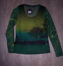 ANATOPIK Stanley Landscape t 44 neuf étiquette tee t shirt haut 40 / 42