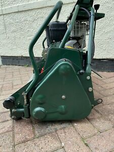 Atco Royale 20 I/c Self Propelled Petrol Cylinder Lawn Mower 2005