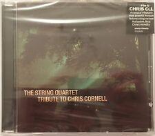 VITAMIN STRING QUARTET Tribute To Chris Cornell (2007) *SEALED*