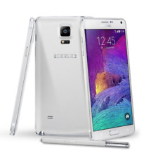 "SAMSUNG Galaxy Note 4 N910T 32GB 4G LTE 5.7"" 16MP Unlocked Mobile Phone-White"