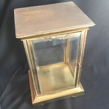 Antique Crystal Regulator Carriage Clock Case Only Ansonia Seth Thomas or French