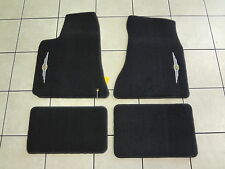 05-10 Chrysler 300 New Premium Carpet Floor Mats Set of 4 Dark Slate Mopar Oem