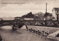 #ROMAGNANO SESIA: CANALE MORA E LAVANDAIE