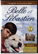 Belle et Sebastien - Intégrale kiosque - Saison 2 - dvd 14 - NEUF