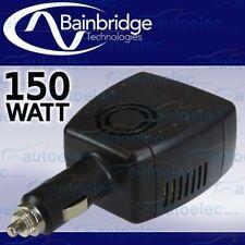 BAINTECH 150 WATT 12V DC TO AC 240V POWER INVERTER USB CHARGER CAR CIGARETTE