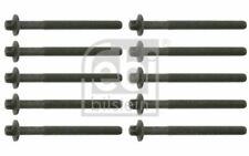 FEBI BILSTEIN Jeu de boulons de culasse de cylindre pour RENAULT CLIO 24099