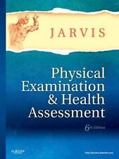 Physical Examination and Health Assessment by Carolyn Jarvis (2011, Hardcover)
