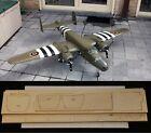 "71"" Ws B-25 MITCHELL R/c Plane partial kit/short kit and plans, PLS READ!"