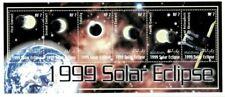 MODERN GEMS - Maldives - Solar Eclipse - Sheet Of 6 - MNH